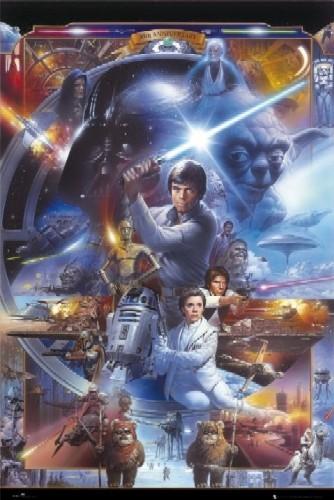 פוסטרים מלחמת הכוכבים