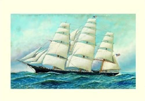 Glory Of The Seas, 1919