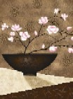 Cherry Blossom In Bowl