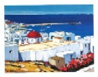 Coupole Rouge A Mykonos
