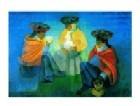 Grupe De Trois Femmes