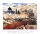 The Old City Of Jeruzalem, 1926