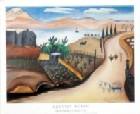 On The Road To Tiberias, 1926