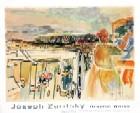 View Of Mapu Street, Tel Aviv, 1940
