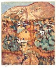 Nestled Village, Safed, 1928 (S.G.) - Edition 280