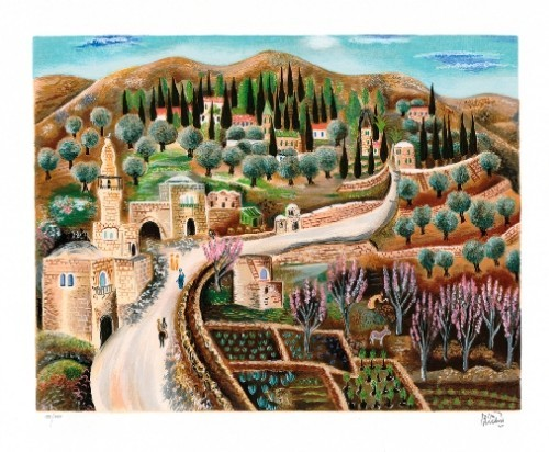 The Road To Ein Kerem (S.G) - Edition 990