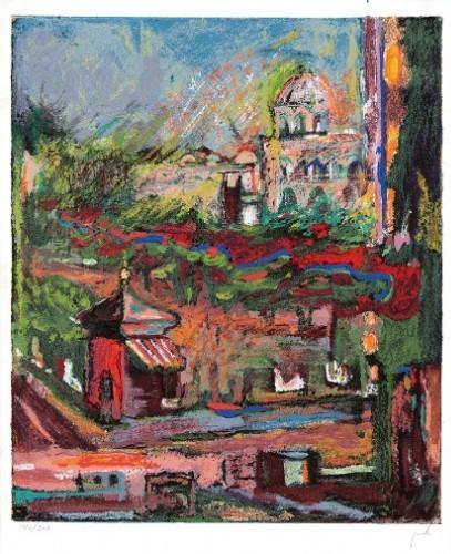 Little Tel Aviv, 1937 (S.G.) - Edition 280