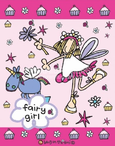Fairy Girl & Friends