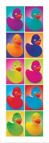 Pop Art Ducks