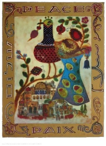 Jerusalem City Of Peace