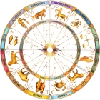 Horoscope Map