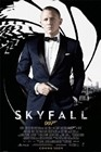 Skyfall One Sheet - Black