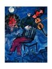 Le Violiniste Blue