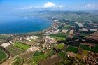 Sea Of Galilee - Aerial View