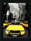 Yellow Cabs N.Y.C