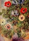 Stilleben mit Anemonen