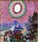 Paysage Au Disque 1906-07