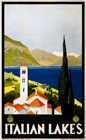 Travel Poster For ENIT, ca. 1930