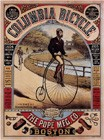 Columbia Bicycle. 1884