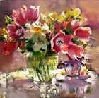 Tulips on Pinterest