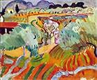Paysage de Provence, 1905