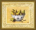 Fresh Bowl Of Pears