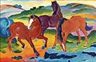 Die roten Pferde