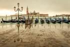San Giorgio Maggiore Island Gondolas