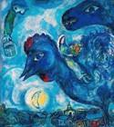 Le rêve De Chagall Sur Vitebsk