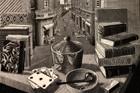 Still Life and Street, 1937