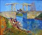 Brug te Arles Pont de Langlois anagoria