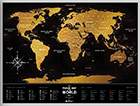 Black Travel Map