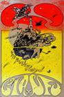 UFO Concert Poster Osiris UK 1967
