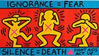 Silence = Death.