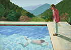 Portrait of an Artist (Pool with Two Figures) 1971