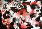 Red White & Black II
