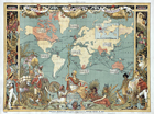 Imperial Federation - British Impire In 1886