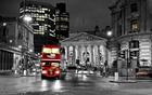 Road Night Bus