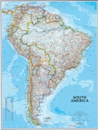 South America Map I