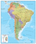 South America Map II