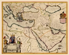 Map Of The Ottoman Empire II
