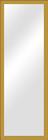 מראה מלבנית 55/180 אנכית אופקית - זהב שרוט