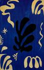 Composition Fond Bleu, 1951