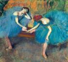 Danseuses En Bleu