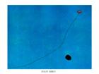 Joan Miro - Blue III