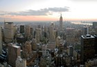 Looking South From Top Of The Rock, New York City