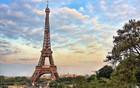 Eiffel tower in daylight