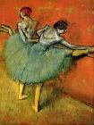 Tänzerinnen an der Stange