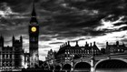 A dark Big Ben