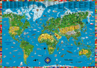 Childs World Map
